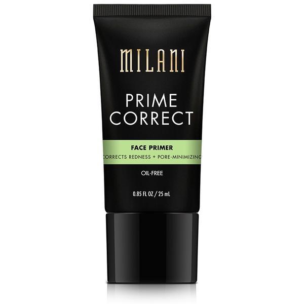 Primer Milani Prime Correct Corrects Redness + Pore-Minimizing Face
