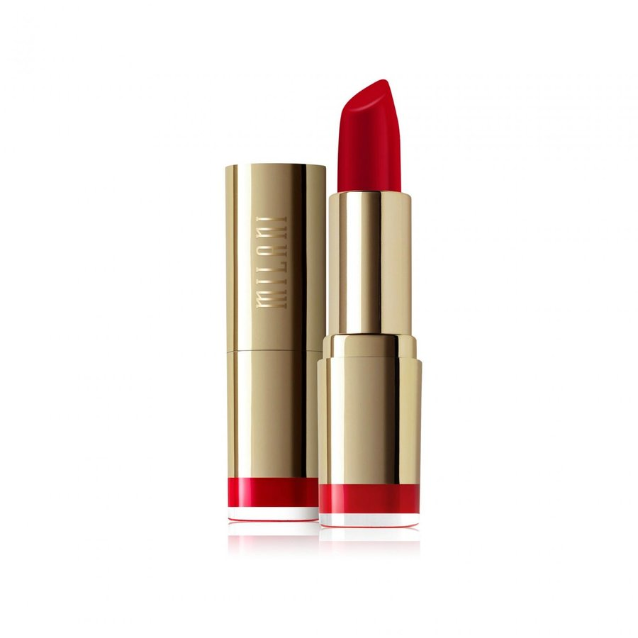 ruj milani color statement lipstick best red