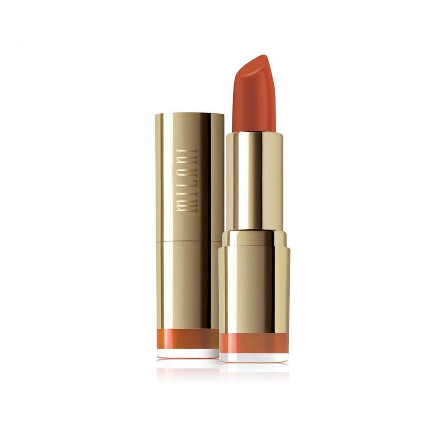 ruj milani color statement lipstick bronze beauty