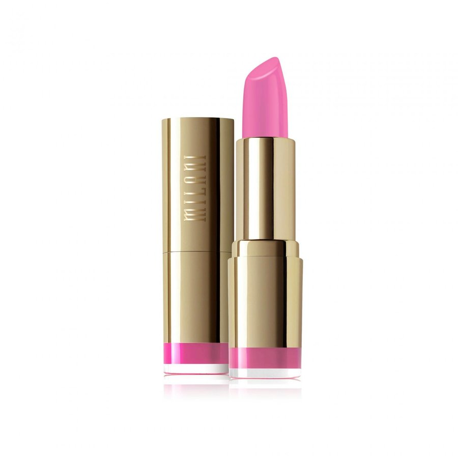 ruj milani color statement lipstick catwalk pink