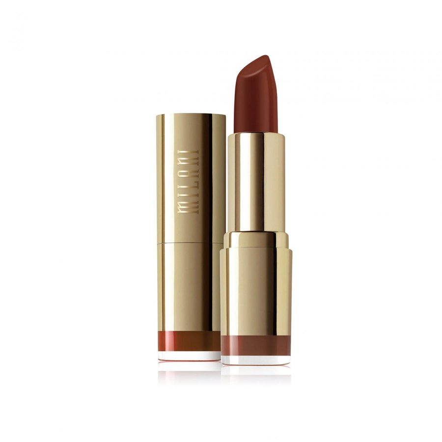 ruj milani color statement lipstick double espresso