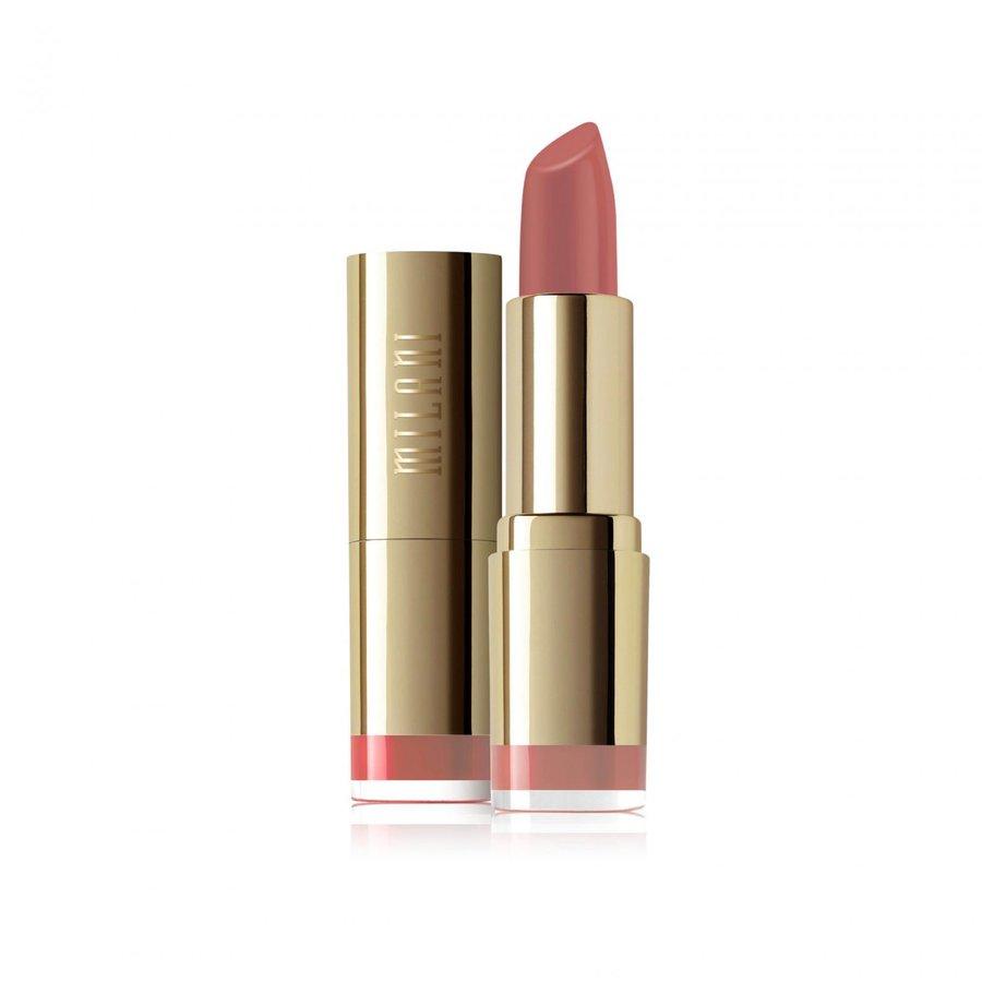 ruj milani color statement lipstick dulce caramelo