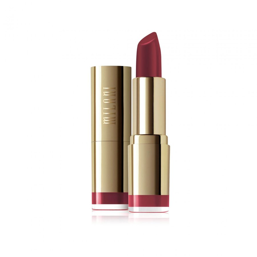 ruj milani color statement lipstick matte drama