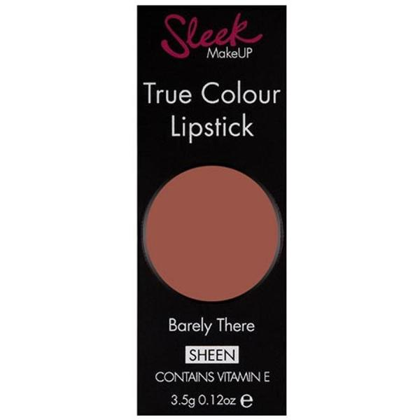 Sleek MakeUP Ruj Sleek True Color Lipstick Barely There