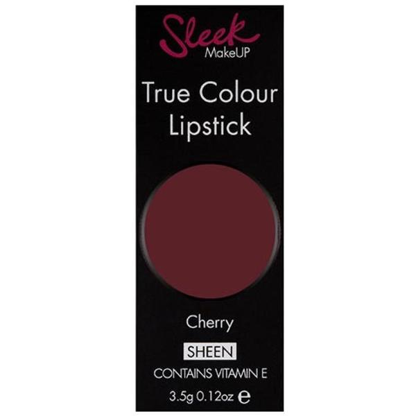 Sleek MakeUP Ruj Sleek True Color Lipstick Cherry