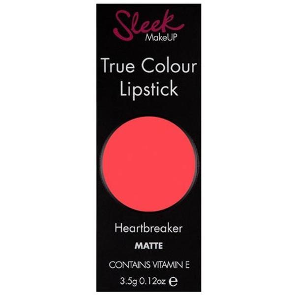 Sleek MakeUP Ruj Sleek True Color Lipstick Heartbreaker