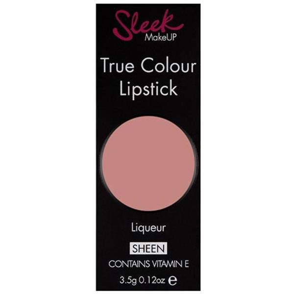Sleek MakeUP Ruj Sleek True Color Lipstick Liquer