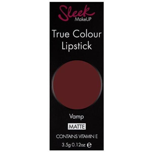 Sleek MakeUP Ruj Sleek True Color Lipstick Vamp
