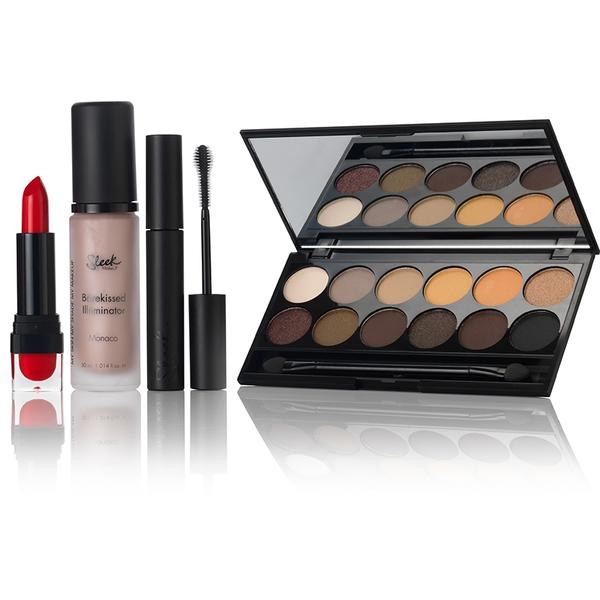 Sleek MakeUP Set De Machiaj Sleek Face The Day