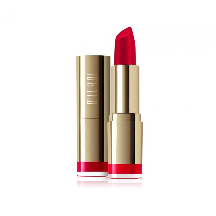 Ruj Milani Color Statement Lipstick Red Label