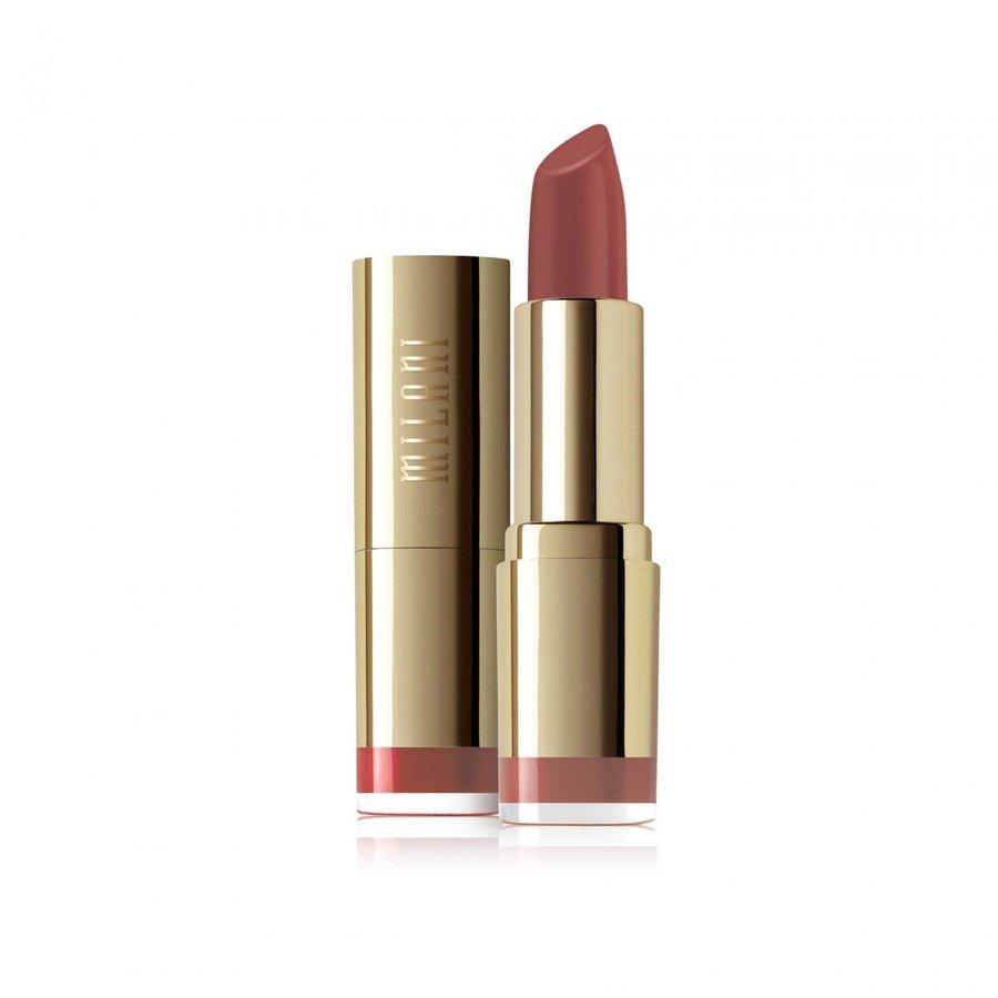 ruj milani color statement lipstick teddy bare
