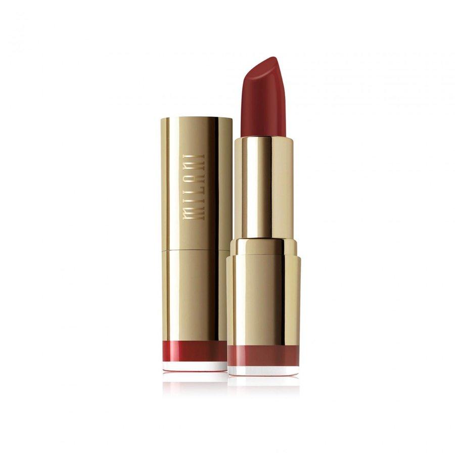 ruj milani color statement lipstick tuscan toast