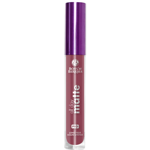 Boys n Berries Ruj lichid Boys'n Berries All Day Matte Destiny