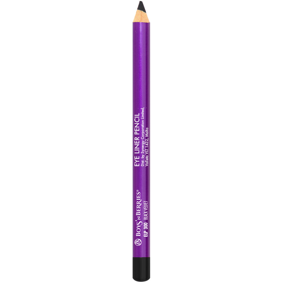 Creion Ochi Boys'n Berries Pro Eye Liner Pencil Black Velvet