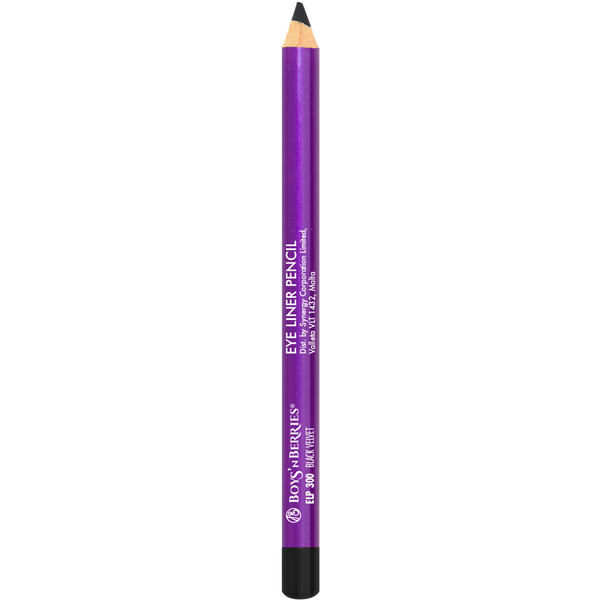 Boys n Berries Creion ochi Boys'n Berries Pro Eye Liner Pencil Black Velvet