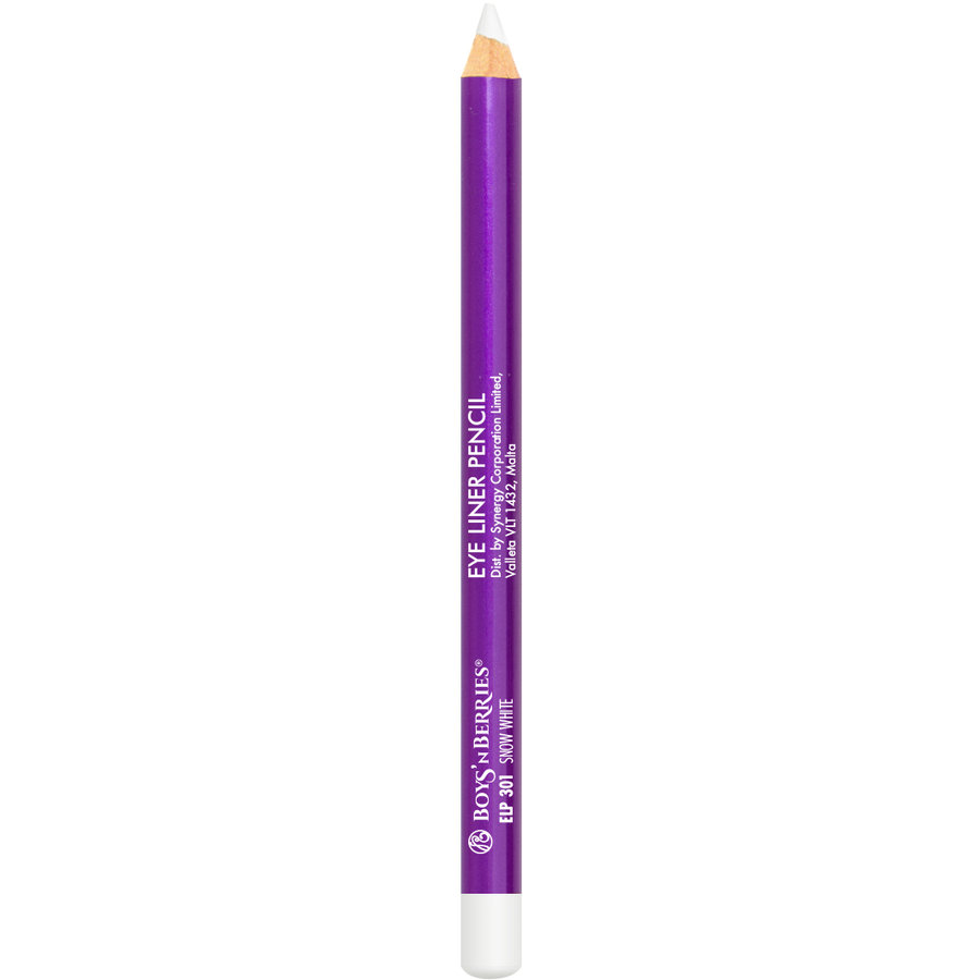 Creion Ochi Boys'n Berries Pro Eye Liner Pencil Snow White