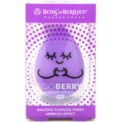 Buretel Boys'n Berries EggBerry Makeup Sponge