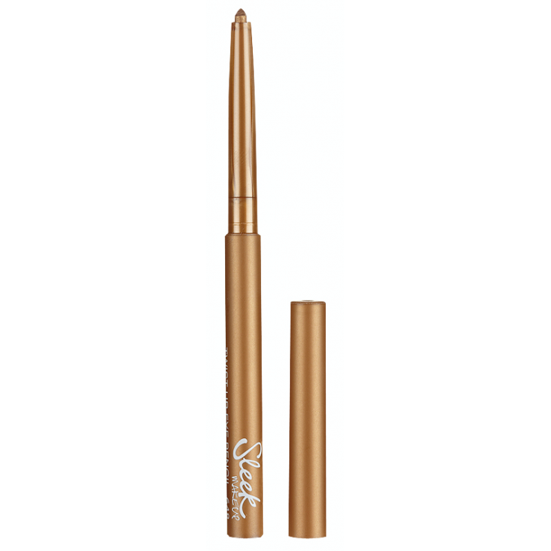 Creion De Ochi Retractabil Sleek Twist Up Eye Pencil Gold