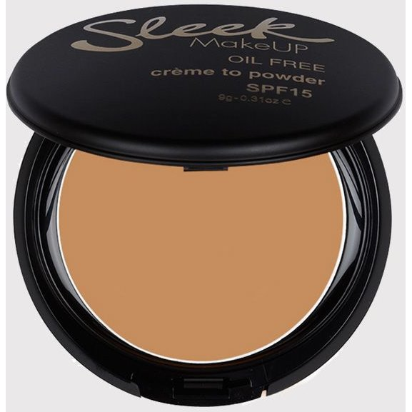 Fond de Ten Sleek Creme to Powder Foundation Bamboo - 485