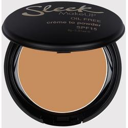 Sleek MakeUP Fond de Ten Sleek Creme to Powder Foundation Bamboo - 485