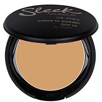 Sleek MakeUP Fond de Ten Sleek Creme to Powder Foundation Sand - 484