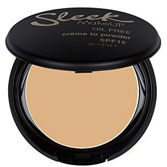 Sleek MakeUP Fond de Ten Sleek Creme to Powder Foundation Shell - 465