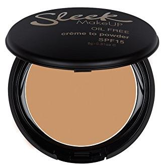 Sleek MakeUP Fond de Ten Sleek Creme to Powder Foundation Fudge - 705