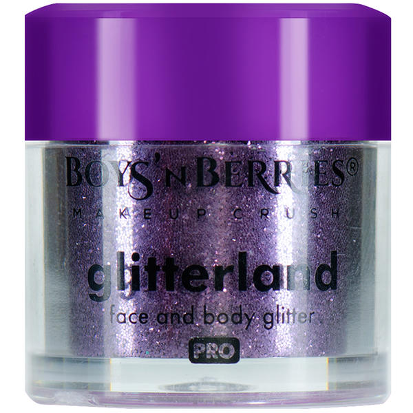 Boys n Berries Glitter pulbere Boys'n Berries Glitterland Face and Body Gemini