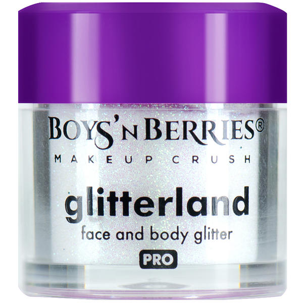 Boys n Berries Glitter pulbere Boys'n Berries Glitterland Face and Body Hydra