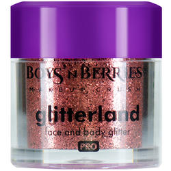 Boys n Berries Glitter pulbere Boys'n Berries Glitterland Face and Body Lynx