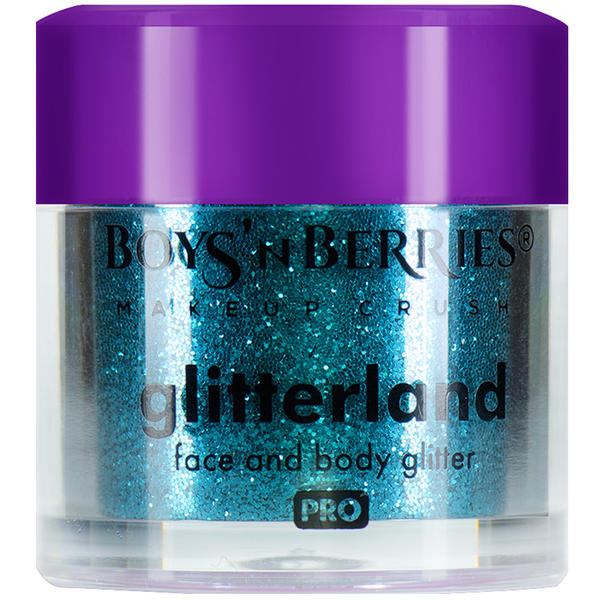 Boys n Berries Glitter pulbere Boys'n Berries Glitterland Face and Body Lyra