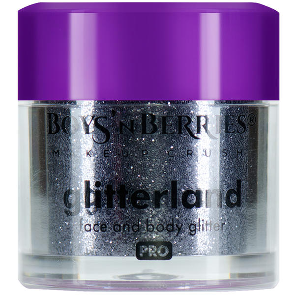 Boys n Berries Glitter pulbere Boys'n Berries Glitterland Face and Body Pavo