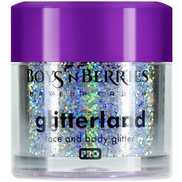 Boys n Berries Glitter pulbere Boys'n Berries Glitterland Face and Body Phoenix