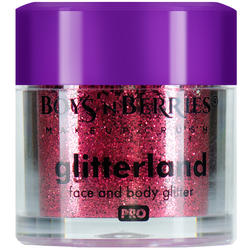 Glitter pulbere Boys'n Berries Glitterland Face and Body Sextans