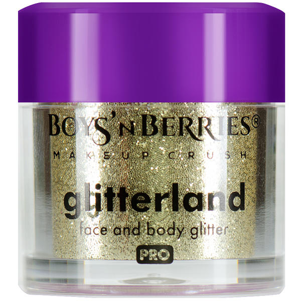 Boys n Berries Glitter pulbere Boys'n Berries Glitterland Face and Body Vela