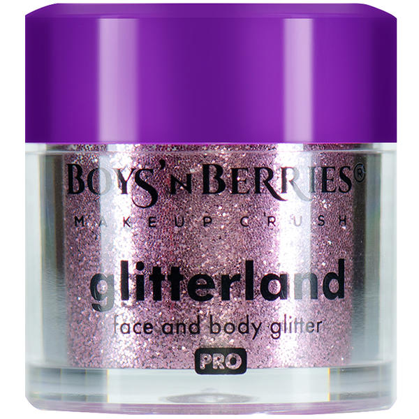 Boys n Berries Glitter pulbere Boys'n Berries Glitterland Face and Body Virgo