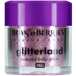 Glitter pulbere Boys'n Berries Glitterland Face and Body Virgo