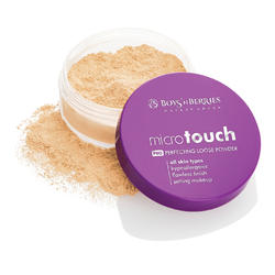Boys n Berries Pudra pulbere Boys'n Berries MicroTouch Perfecting Loose Powder Beige