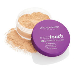 Pudra pulbere Boys'n Berries MicroTouch Perfecting Loose Powder Summer Beige