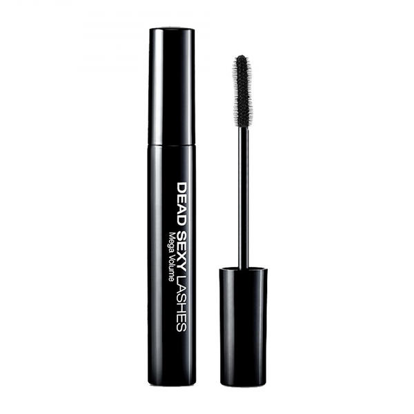 Kiss New York Professional Mascara Kiss Dead Sexy Mega Volume Blackest Black