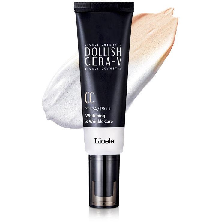 Dollish Cera-V CC, SPF 34/PA++ CC Cream