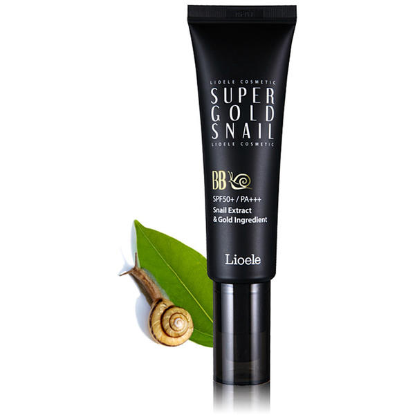 Lioele Super Gold Snail BB, SPF50+ PA+++ BB Cream