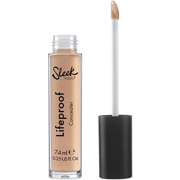 Sleek MakeUP Corector Lichid Sleek Lifeproof Concealer Cafe Au Lait