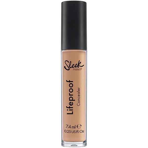 Sleek MakeUP Corector Lichid Sleek Lifeproof Concealer Almond Latte