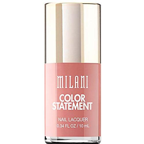 Lac Unghii Milani Color Statement Nail Lacquer Pink Beige