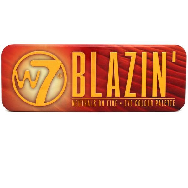 W7 Cosmetics Fard De Pleoape W7Cosmetics Blazin'