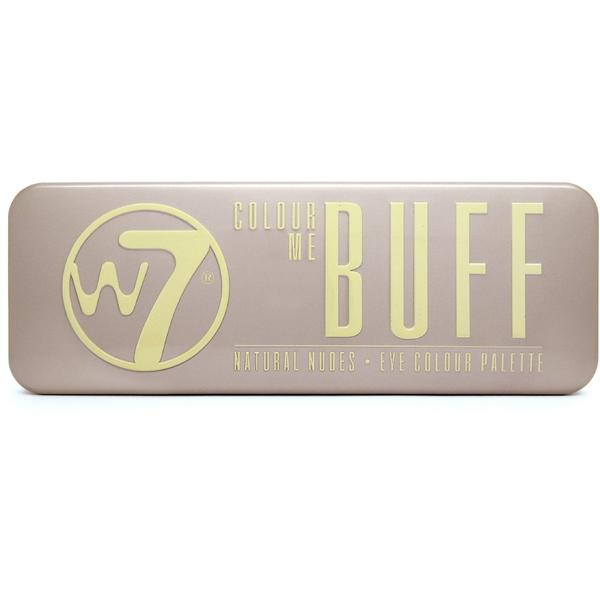 W7 Cosmetics Fard De Pleoape W7Cosmetics Colour Me Buff