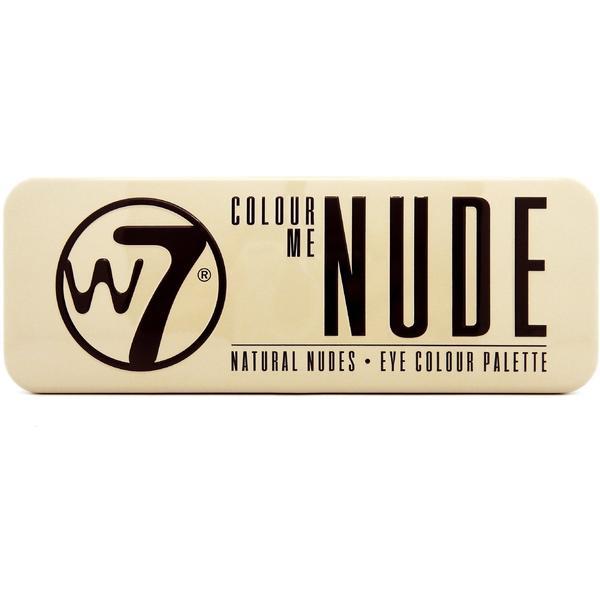 W7 Cosmetics Fard De Pleoape W7Cosmetics Colour Me Nude