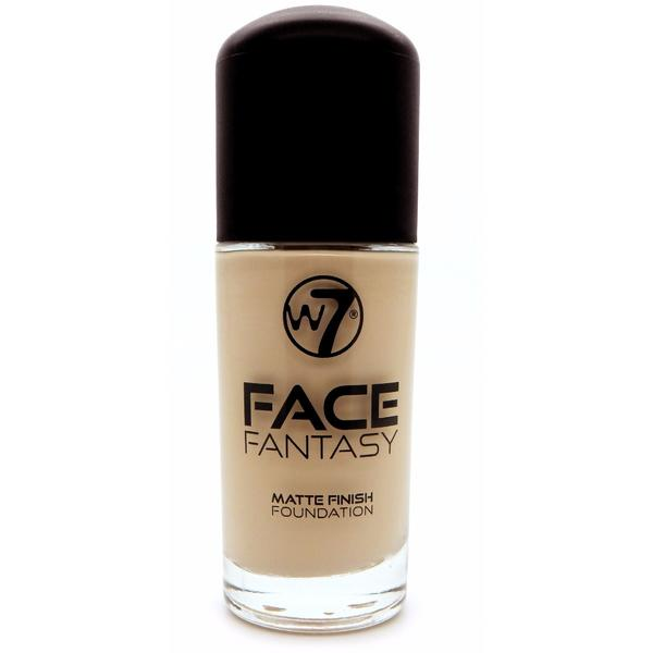 W7 Cosmetics Fond De Ten W7Cosmetics Face Fantasy Medium Beige