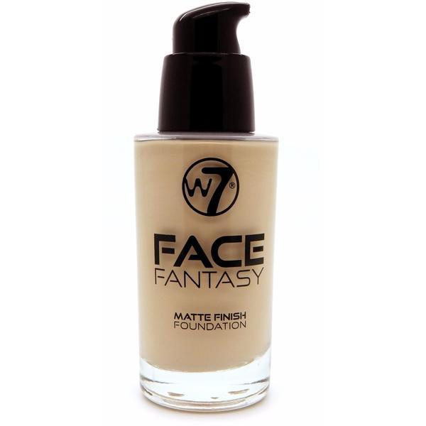 W7 Cosmetics Fond De Ten W7Cosmetics Face Fantasy Medium Beige